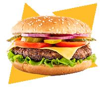 sandwiches & burger